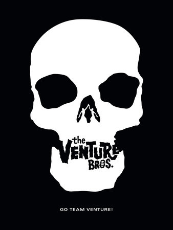 Go Team Venture!: The Art and Making of The Venture Bros. by Cartoon Network, Jackson Publick, Doc Hammer and Ken Plume