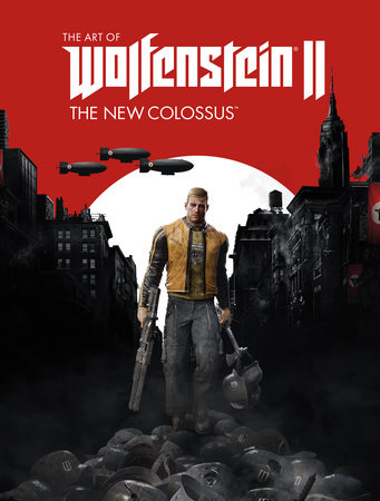 The Art Of Wolfenstein Ii The New Colossus By Machinegames