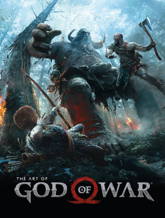 The Art of God of War by Sony Interactive Entertainment and Santa Monica Studios