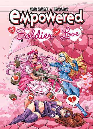 Empowered and the Soldier of Love by Adam Warren