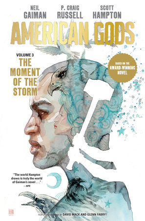American Gods Volume 3: The Moment of the Storm (Graphic Novel) by Neil Gaiman and P. Craig Russell