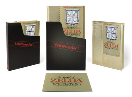 The Legend of Zelda Encyclopedia Deluxe Edition by Nintendo