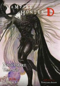 Vampire Hunter D Volume 27