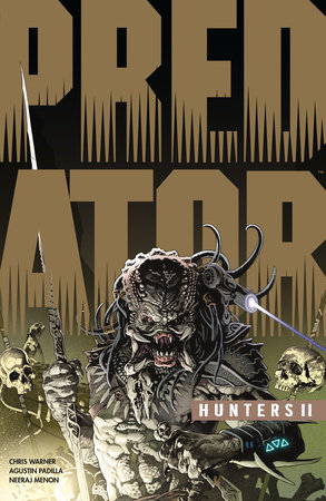 Predator: Hunters II by Chris Warner