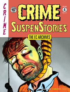 The EC Archives: Crime SuspenStories Volume 4