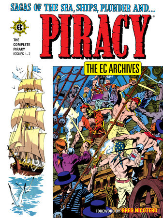 The EC Archives: Piracy by Carl Wessler