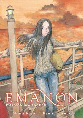 Emanon Volume 2: Emanon Wanderer Part One by Shinji Kaijo and Dana Lewis