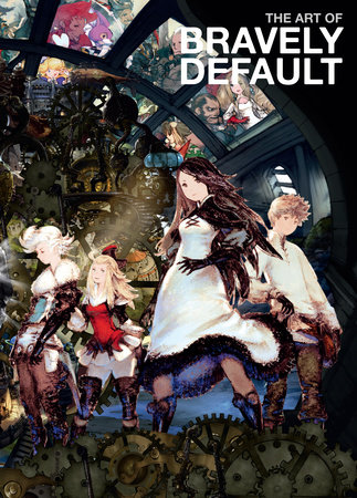 The Art of Bravely Default by