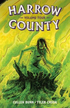 Harrow County Library Edition Volume 4 by Cullen Bunn