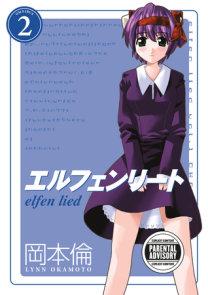 Elfen Lied Omnibus Volume 2