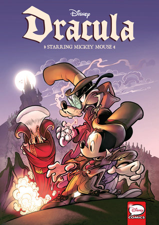 Disney Dracula, starring Mickey Mouse (Graphic Novel) by Bruno Enna