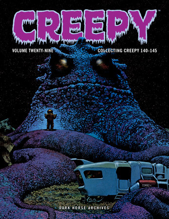 Creepy Archives Volume 29 by Various