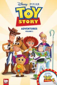 Disney·PIXAR Toy Story Adventures Volume 2