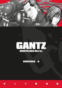 Gantz Omnibus Volume 8