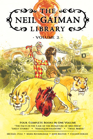 The Neil Gaiman Library Volume 2 by Neil Gaiman
