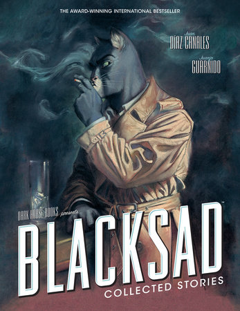 Blacksad: The Collected Stories by Juan Diaz Canales