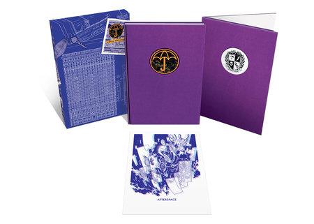 The Umbrella Academy Volume 3: Hotel Oblivion Deluxe Edition by Gerard Way