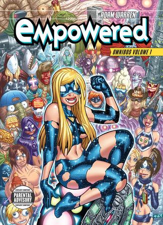 Empowered Omnibus Volume 1 by Adam Warren