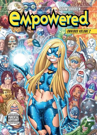 Empowered Omnibus Volume 2 by Adam Warren