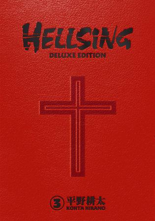 Hellsing Deluxe Volume 2 by Kohta Hirano