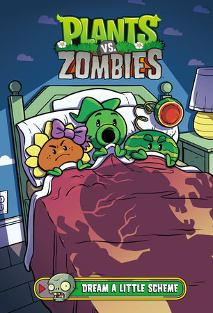 Plants vs. Zombies Volume 19: Dream a Little Scheme by Paul Tobin