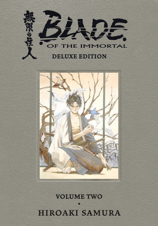 Blade of the Immortal Deluxe Volume 2 by Hiroaki Samura