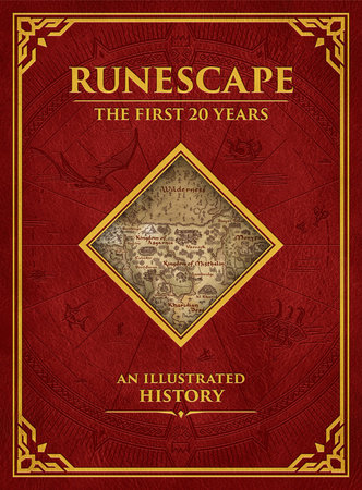 Runescape: The First 20 Years--An Illustrated History by Alex Calvin