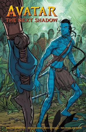 Avatar: The Next Shadow by Jeremy Barlow
