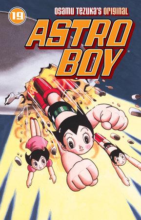 Astro Boy Volume 19 by Osamu Tezuka