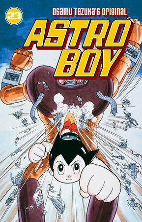 Astro Boy Volume 23 by Osamu Tezuka