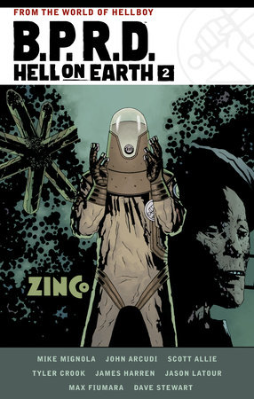 B.P.R.D. Hell on Earth Volume 2 by Mike Mignola, John Arcudi and Scott Allie