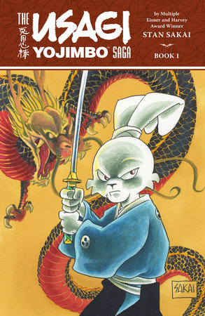 Usagi Yojimbo Saga Volume 1 (Second Edition) by Stan Sakai