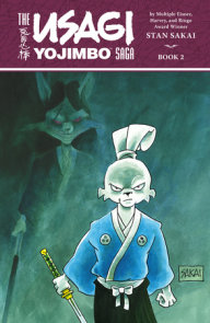 Usagi Yojimbo Saga Volume 2 (Second Edition)