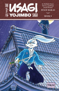 Usagi Yojimbo Saga Volume 9