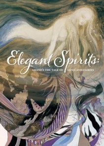 Elegant Spirits: Amano's Tale of Genji and Fairies