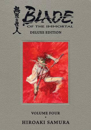 Blade of the Immortal Deluxe Volume 4 by Hiroaki Samura