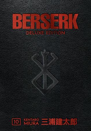 Berserk Deluxe Volume 10 by Kentaro Miura