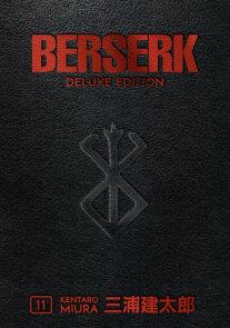 Berserk Deluxe Volume 11