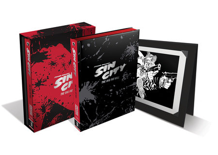 Frank Miller's Sin City Volume 3: The Big Fat Kill (Deluxe Edition) by Frank Miller