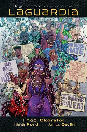 LaGuardia Deluxe Edition by Nnedi Okorafor