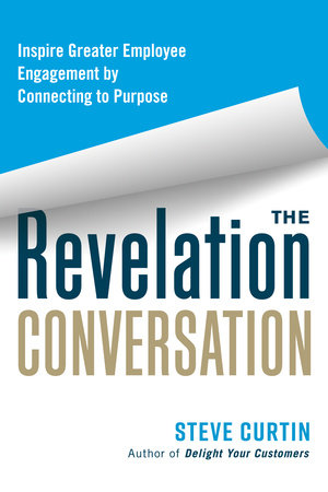 The Revelation Conversation by Steve Curtin