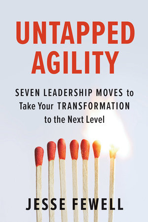 Untapped Agility by Jesse Fewell