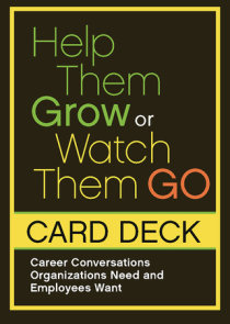 Help Them Grow or Watch Them Go Card Deck