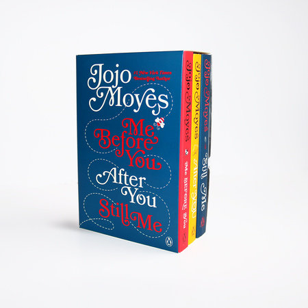 Me Before You, After You, and Still Me 3-Book Boxed Set by Jojo Moyes