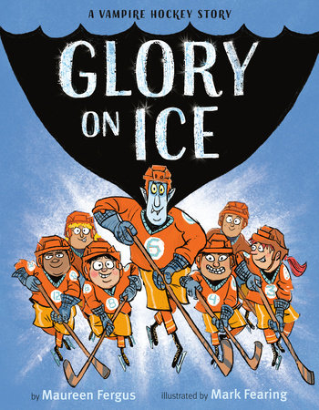 Glory on Ice by Maureen Fergus