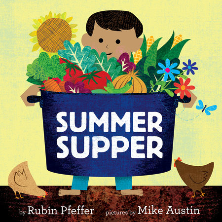 Summer Supper by Rubin Pfeffer