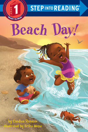 Beach Day! by Candice Ransom