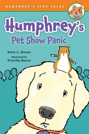 Humphrey's Pet Show Panic by Betty G. Birney