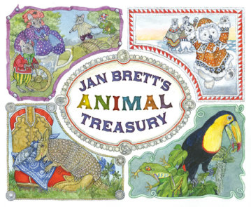 Jan Brett's Animal Treasury