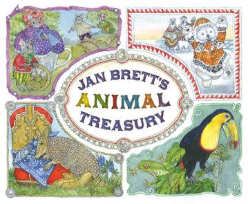 Jan Brett's Animal Treasury